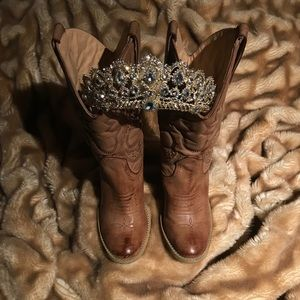 These boots are made for walkin